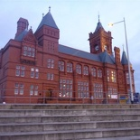 We do get some fancy old architecture near the bay (Pierhead Building)