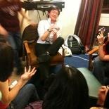 Drunk on CNY!