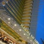 The front hotel facade.