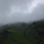 In the clouds again!