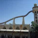 Try sliding 80kmph on the Jumeirah Sceirah