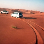 Sand Drifting!