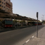 And here we are at the Ghubaiba Bus Station!