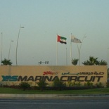 The Yas Marina Circuit