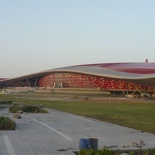 Ferrari world, world's largest indoor theme park