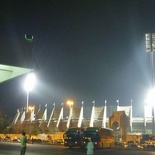 The stadium by the bus station on our way back