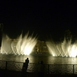 Behold, the  Dubai Fountain!