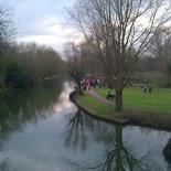 Cambridge end of winter
