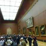 Love the spacious galleries