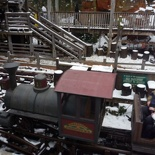 Thunder mountain railroad!