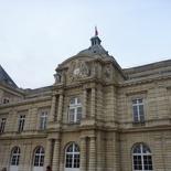 The palace was built for Marie de Medicis