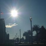 Ah! Sunny California!
