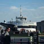 All board the alcatraz cruise