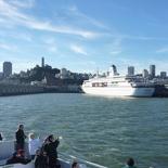 giant ship!