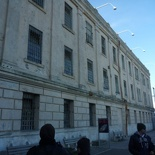 The main prison building