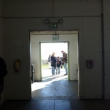 The door to freedom!