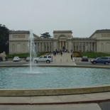 The Legion of honor musesum!