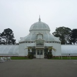 such as the Conservatory of flowers