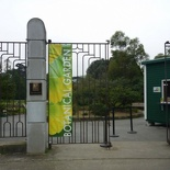 The park's Botanical Garden