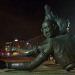 The San Fran buddha across the street