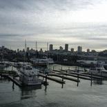 the  pier was developed by entrepreneur Warren Simmons