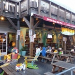 more outdoor dining options