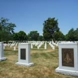 Cenotaph memorials honoring space crew