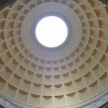 Oculus of the West Building dome