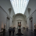 for access to the various smaller galleries