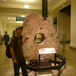 The Smithsonian rock!