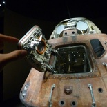 an Apollo 14 capsule, fun sized!