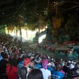 look a full house!
