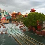 splashy!