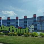 Cedar Point!
