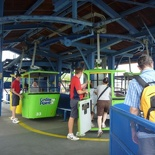 all board the  Sky Ride