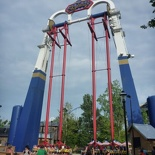 Skyhawk, an S&S Screamin' Swing