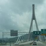 through west virginia and into pennsylvania!