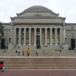 Visiting a friend at Columbia university!