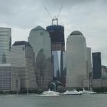 Ground zero from the Hudson