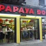 Papaya dog serves great tasting dogs!