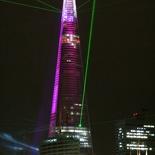 Skyward laser