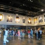 The WB HP main lobby
