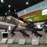 ST armament section