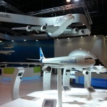 Airbus booth