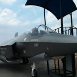 F35 mockup
