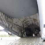C-17 ramp down