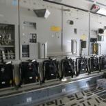 C-17 interior