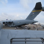 C-17 from KC-135