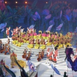 SEA games opening cere 07