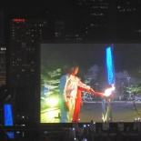 SEA games opening cere 52